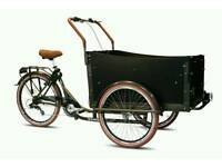 Backfiets (box bike)