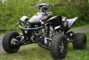 Wanted 450r front bumper