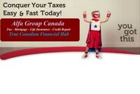 Tax Preparation Services Brampton Mississauga