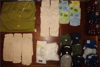 Couches lavables / Cloth diapers