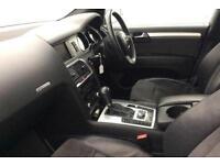 Audi Q7 3.0TDI ( 237bhp ) Tiptronic 2009MY quattro S Line FROM £77 PER WEEK