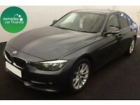£261.35 PER MONTH GREY 2012 BMW 318D 2.0 M SPORT SALOON DIESEL AUTOMATIC