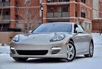 2011 Porsche Panamera 4 AWD