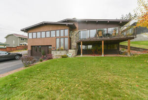 Beautiful Home on 1/2 acre Lot in the Heart of Kamloops