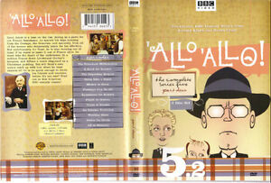 Allo Allo Series 5.2 (The hilarious British comedy show) West Island Greater Montréal image 1