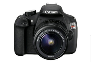 Canon t5 with a 18-55mm canon lens kit
