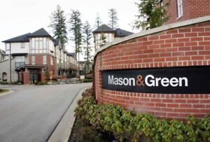 Willoughby Townhome Rent - 3beds+Den (Mason&Green)