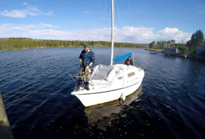 Challenger 7.4 sailboat for sale