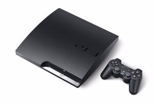 Modified PS3 Slim 160GB CFW Jailbroken