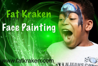 Fantastic and professional face painting !