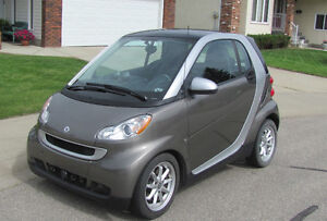 2009 Smart Fortwo Coupe - Tow ready