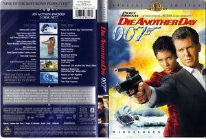 Die Another Day (2002) - Pierce Brosnan, Halle Berry (2 DVDs) West Island Greater Montréal image 1