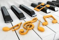 Cours de piano, solfège,  théorie à mon domicile ( BROSSARD)