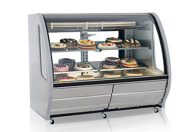 New 74 Refrigerated Bakery Display Case Torrey Tem200ai New 4934 Deli Cold Nsf