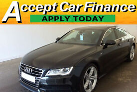 Audi A7 FROM £103 PER WEEK!