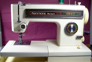 KENMORE 12 PORTABLE MULTI-STITCH SEWING MACHINE