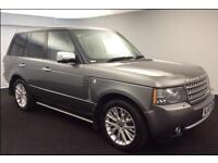 2010 LAND ROVER RANGE ROVER 4.4 TDV8 AUTOBIOGRAPHY AUTOMATIC 4X4