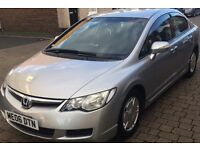 Honda Civic*5 seater,automatic,low mileage*