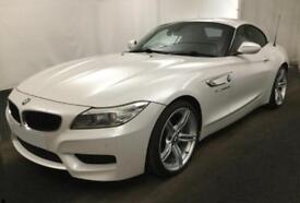 2014 WHITE BMW Z4 2.0 SDRIVE20i M SPORT AUTO ROADSTER CAR FINANCE FR £71 PW