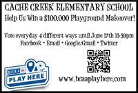 Help some kids get a $100,000 playground makeover in seconds!