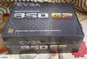 EVGA Supernova 850w G2 Power Supply Computer