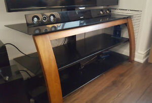 Excellent Condition Whalen 3-in-1 Large TV Stand
