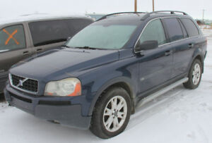 PARTING OUT 2004 VOLVO XC90 - BA1855