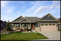 Fabulous custom built executive bungalow on Darcy Dr.
