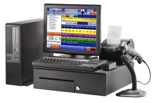 SALE on POS SYSTEM & CASH REGISTER for Liquor Store