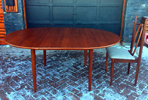 Teak Buy Or Sell Dining Table Sets In Toronto GTA Kijiji Classifieds