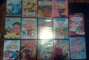 Great condition kids movie lot and some adult Windsor Region Ontario image 2