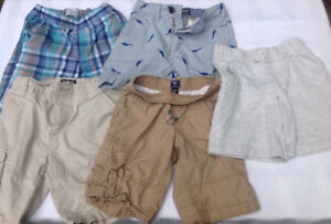 Bag of boys clothes for 5 - 6 year old boy, 13 items + freebies