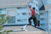 Experinced Siding Installers