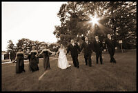BIG WEDDING PHOTOGRAPHY DEAL - BOOK BEFORE AUG.14TH!