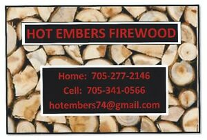 FIREWOOD - end of season sale!! Kawartha Lakes Peterborough Area image 1