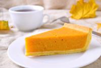 Sweet potato pie pumpkin pie purple yam pie