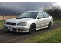 Subaru Legacy Twin Turbo B4 RSK for sale 290 bhp