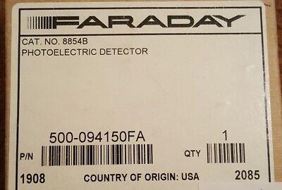 Faraday Smoke Detector 8854b 500-094150fa Fire Alarm