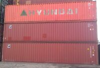 Used Cargoworthy Containers, sea containers, storage