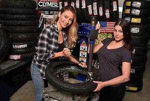 LOWEST PRICES IN ONTARIO ON MOTORCYCLE TIRES! WE SOLD 3000+ 2016 Kitchener / Waterloo Kitchener Area image 1