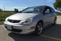 2004 Honda Civic SiR