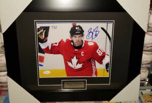 Win A Sidney Crosby Autographed Picture. JSA AUTHENTICATED