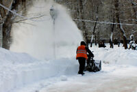SNOW REMOVAL and other Winter Services / 306-941-0918