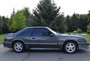 1988 Ford Mustang GT Coupé (2 portes)