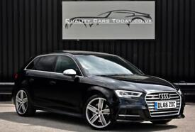 Audi S3 Quattro Sportback Manual Facelift *Pan Roof + 19s Magnetic Ride + B&O*