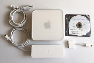 2009 Mac Mini ~ 2.53GHz/4GB/320GB ~ Photoshop Elements 9