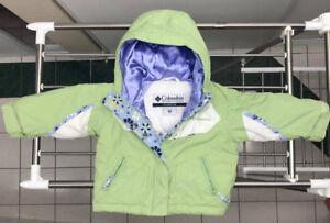 Girls Columbia Snowsuit 24 months/2T (Coat & Snowpants) EUC