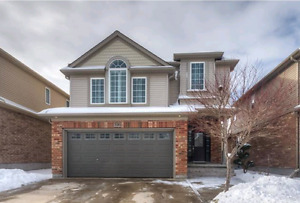 Detached 2 Car Garage Home for Lease in Huron Park Neighborhood