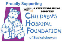 4 week Bootcamp Fundraiser for Childrens Hospital Foundation