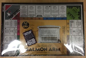 THE GAME OF SALMON ARM - Vintage